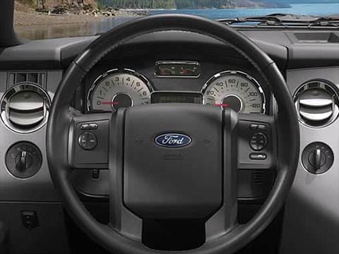 2010 ford expedition Interior