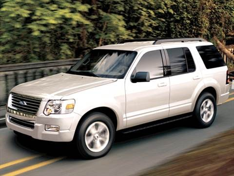 2010 Ford Explorer Eddie Bauer Sport Utility 4D  photo