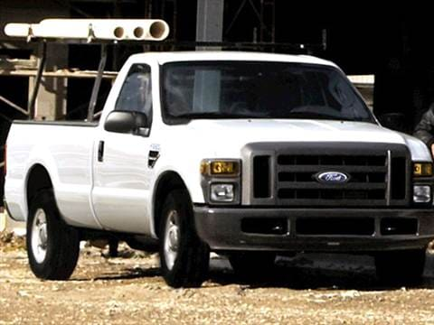2010 ford f250 super duty regular cab Exterior
