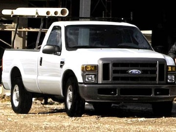 2010 Ford F250 Super Duty Regular Cab | Pricing, Ratings ...