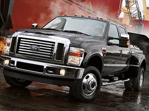 2010 Ford F450 Super Duty Crew Cab Lariat Pickup 4D 8 ft  photo