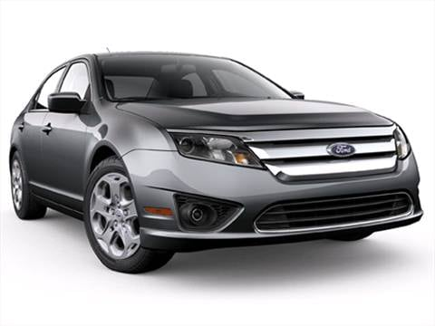 2010 Ford Fusion Pricing Ratings Reviews Kelley Blue Book