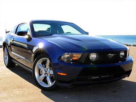 2010 ford mustang pricing ratings reviews kelley blue book rh kbb com
