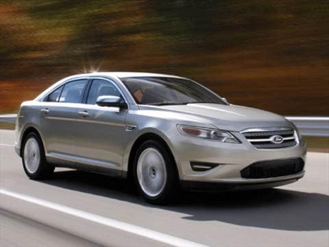 2010 ford taurus pricing ratings reviews kelley blue book. Black Bedroom Furniture Sets. Home Design Ideas