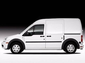 2010 Ford Transit Connect Penger Exterior