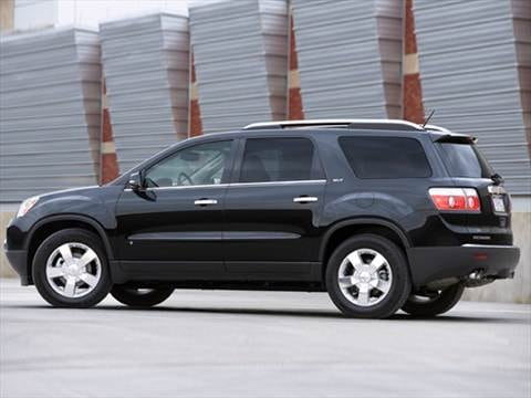 Gmc Acadia Side Gmacad on 3400 V6 Engine Rear View