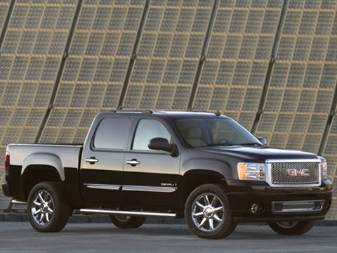 2010 GMC Sierra 1500 Crew Cab Denali Pickup 4D 5 3/4 ft  photo
