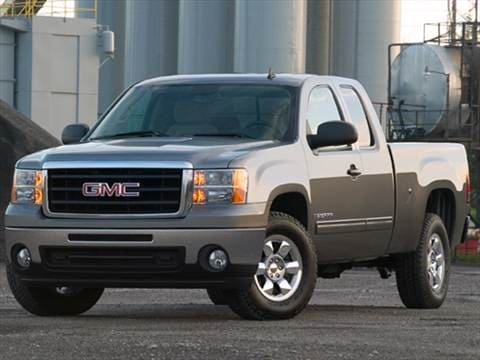 2010 Gmc Sierra 1500 Extended Cab 17 Mpg Combined