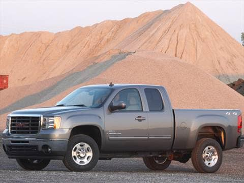 2010 gmc sierra 2500 hd extended cab