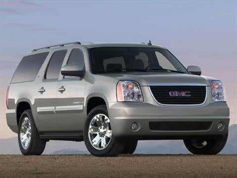 2010 GMC Yukon XL 2500 SLT Sport Utility 4D  photo