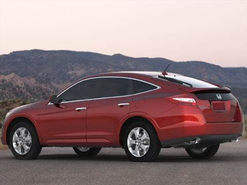 ... 2010 Honda Accord Crosstour Exterior