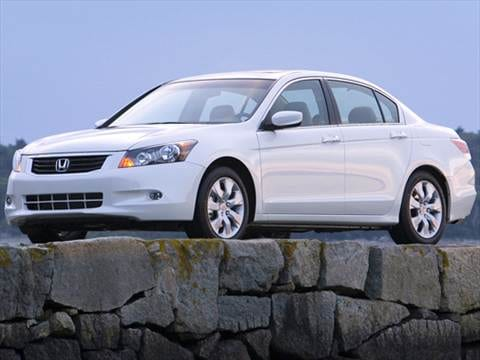 2010 Honda Accord LX Sedan 4D  photo