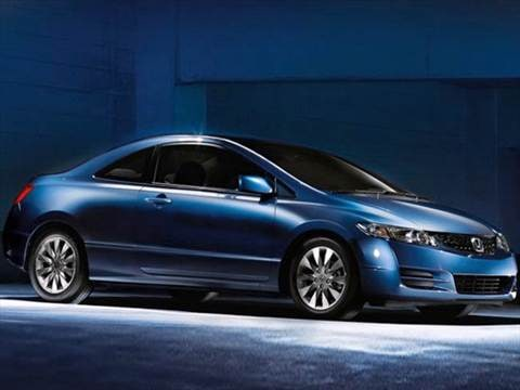 2010 honda civic pricing ratings reviews kelley blue book. Black Bedroom Furniture Sets. Home Design Ideas