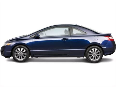 2010 Honda Civic Pricing Ratings Reviews Kelley Blue
