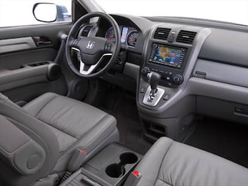2010 Honda Cr V Interior