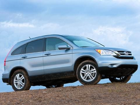 2010 Honda CR-V EX Sport Utility 4D  photo