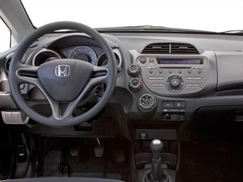 2010 Honda Fit Hatchback 4D  photo