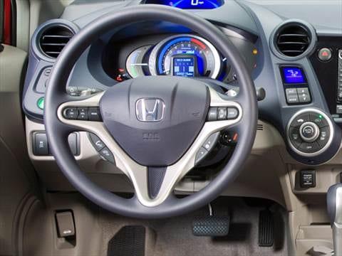 Attractive ... 2010 Honda Insight Interior
