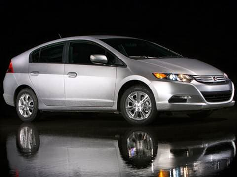 2010 Honda Insight LX Hatchback 4D  photo