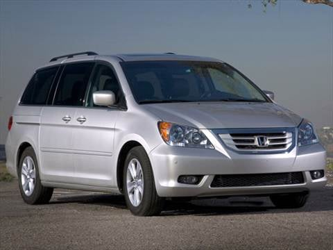 2010 Honda Odyssey Pricing Ratings Amp Reviews Kelley Blue Book