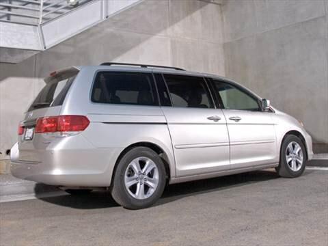 Exceptional ... 2010 Honda Odyssey Exterior
