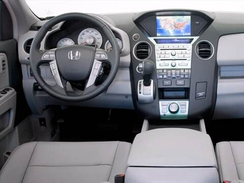 Nice 2010 Honda Pilot Interior ...
