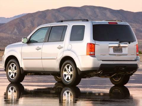 2010 Honda Pilot Pricing Ratings Amp Reviews Kelley Blue Book