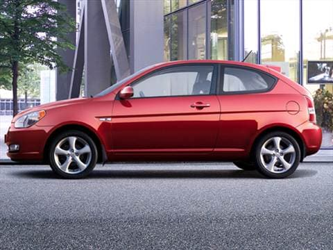 Beautiful ... 2010 Hyundai Accent Exterior