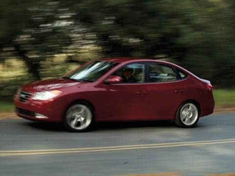 2010 Hyundai Elantra Pricing Ratings Amp Reviews Kelley