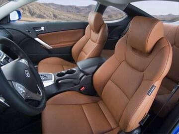 2010 Hyundai Genesis Coupe Interior