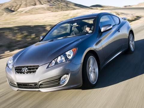 2010 Hyundai Genesis Coupe 2.0T Coupe 2D  photo