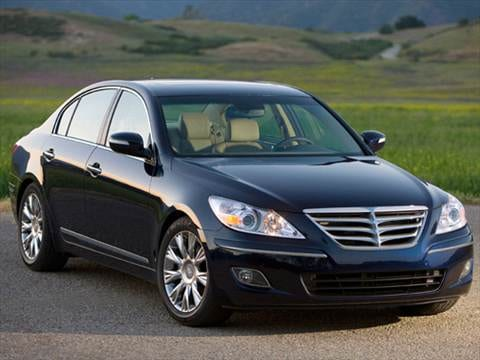 2010 Hyundai Genesis Pricing Ratings Amp Reviews Kelley Blue Book