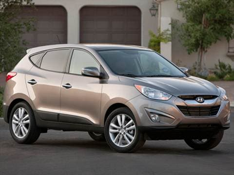 2010 Hyundai Tucson Pricing Ratings Amp Reviews Kelley Blue Book