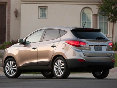 2010 hyundai tucson limited sport utility 4d pictures and videos kelley blue book. Black Bedroom Furniture Sets. Home Design Ideas
