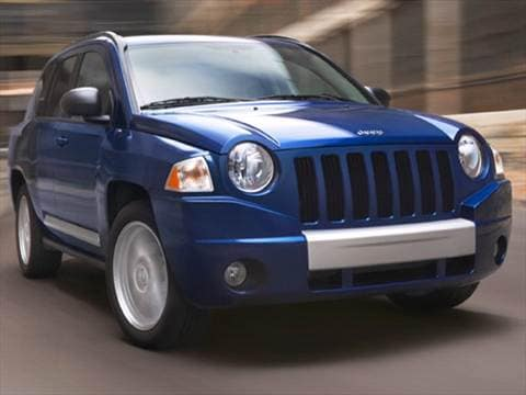 2010 Jeep Compass Sport SUV 4D  photo