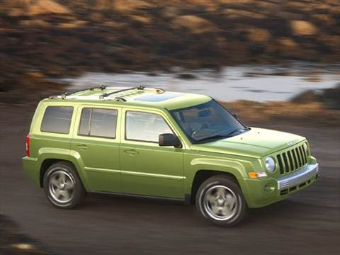 2010 Jeep Patriot Sport Utility 4D  photo