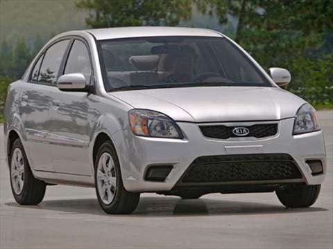 2010 kia rio pricing ratings reviews kelley blue book. Black Bedroom Furniture Sets. Home Design Ideas
