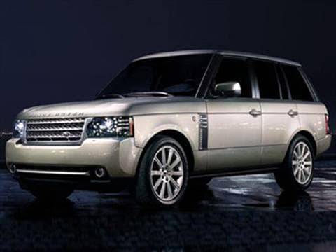 2010 Land Rover Range Rover Supercharged Sport Utility 4D  photo