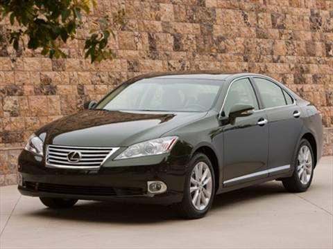2010 Lexus ES ES 350 Sedan 4D  photo