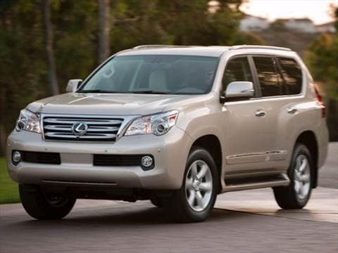 2010 Lexus GX GX 460 Sport Utility 4D  photo