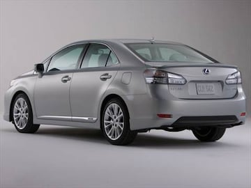 2010 lexus hs pricing ratings reviews kelley blue book. Black Bedroom Furniture Sets. Home Design Ideas