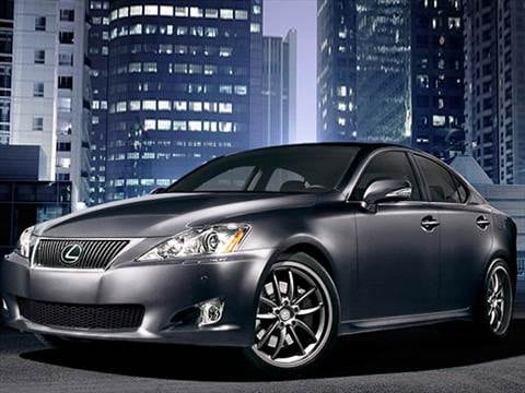2010 Lexus Is 24 Mpg Combined