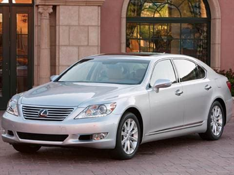 2010 Lexus LS LS 460 Sedan 4D  photo