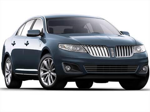 2010 Lincoln Mks Pricing Ratings Reviews Kelley Blue Book