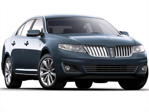 2010 lincoln mks Exterior