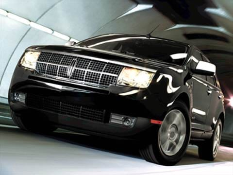 2010 lincoln mkx pricing ratings reviews kelley blue book. Black Bedroom Furniture Sets. Home Design Ideas