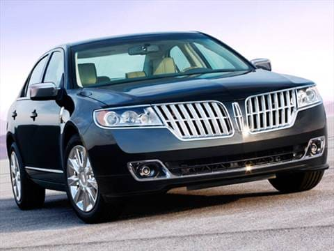 2010 lincoln mkz pricing ratings reviews kelley blue book. Black Bedroom Furniture Sets. Home Design Ideas
