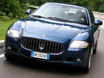 2010 Maserati Quattroporte Pricing Ratings Reviews Kelley