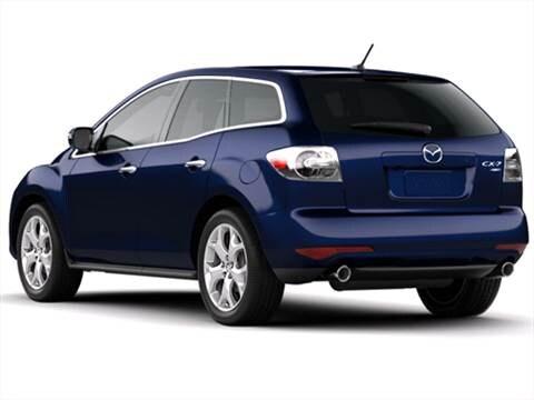 2010 Mazda Cx 7 Exterior 2010 Mazda Cx 7 Exterior ...