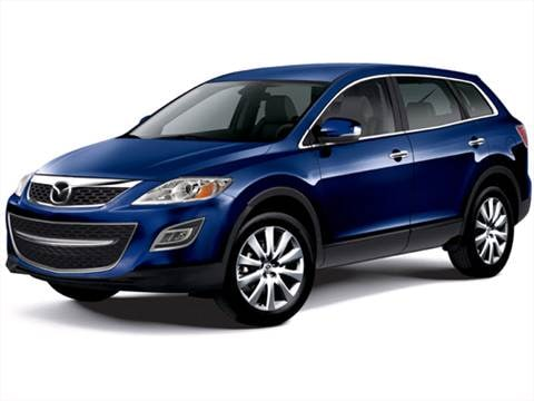 2010 mazda cx 9 pricing ratings reviews kelley blue. Black Bedroom Furniture Sets. Home Design Ideas